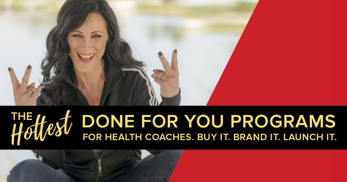 Done For You Programs For Health Coaches Easy Weight Loss