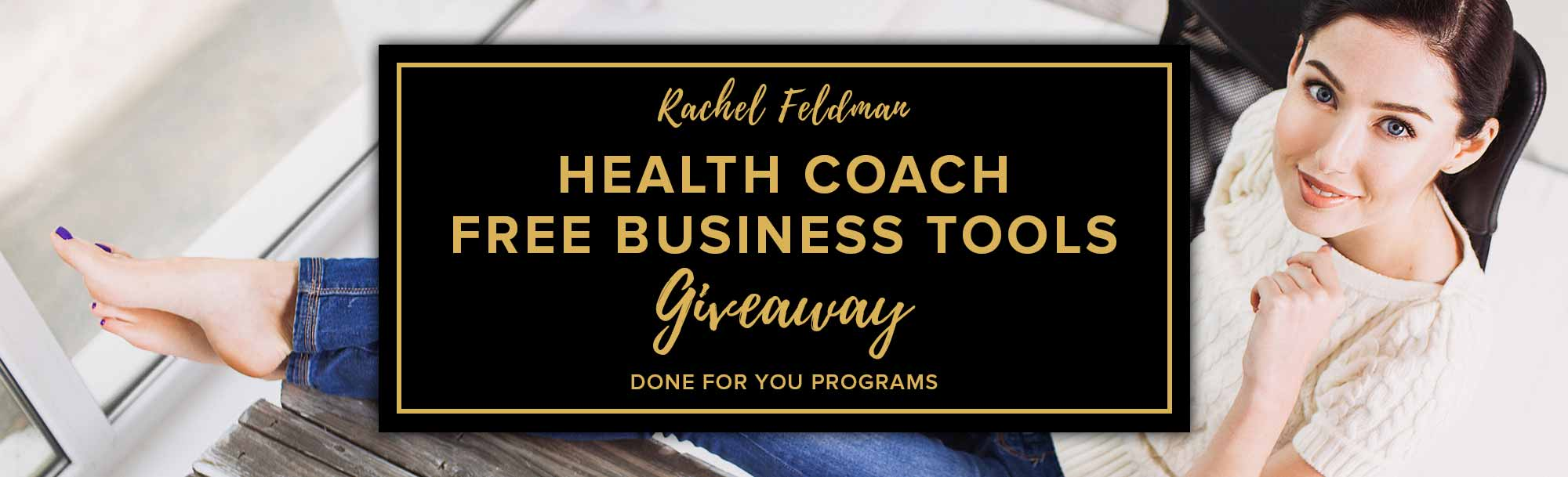 Health Coach Free Business Tools Giveaway