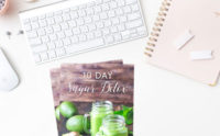 Done For You Program for Health and Wellness Coaches 10-Day Sugar Detox